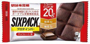 UHA味覚糖 SIXPACK