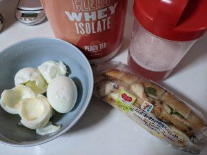 タンパク質60g以上の昼食