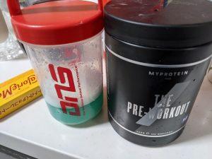 トレーニングに効果的なサプリとプロテインの飲む順番(サプリメント編)