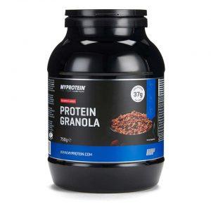 高タンパク質グラノーラ