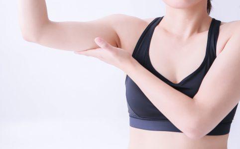 腕(上腕三頭筋)の筋力トレーニング